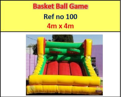 Basket Ball Game #100
