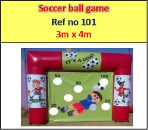 Soccer Ball Game #101