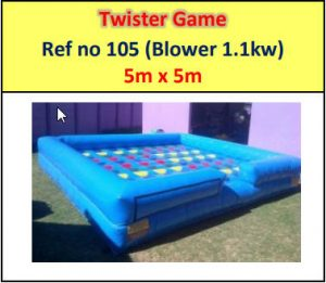 Twister Game #105
