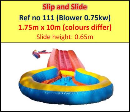 Slip and Slide #111