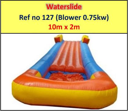 Waterslide #127
