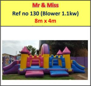 #130 Mr and Miss
