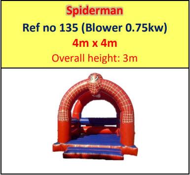Spiderman #135