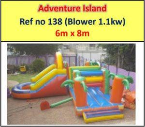 #138 Adventure Island