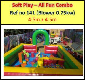 Soft Play - All Fun Combo #141