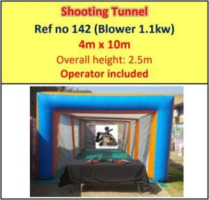 Shooting Tunnel #142