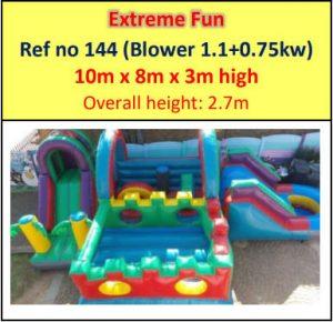 Extreme Fun #144