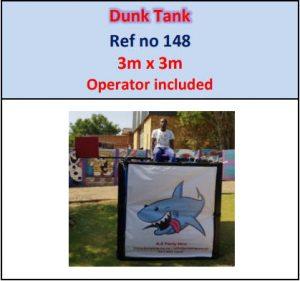 #148 Dunk Tank
