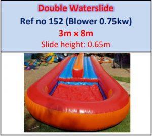 Double Waterslide #152