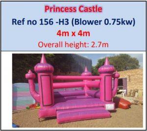 #156 Princess Castle