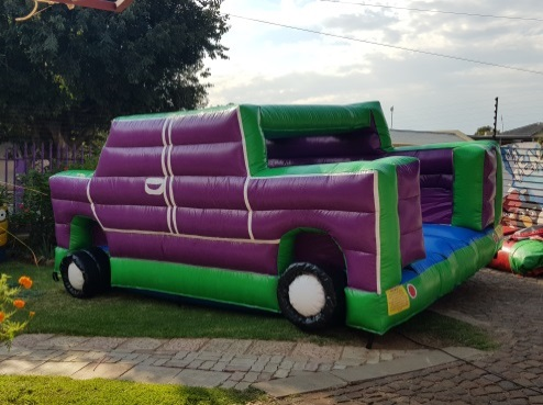 Inflatable Car #162
