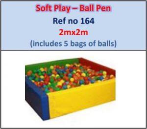 Soft Play - Ball Pen #164