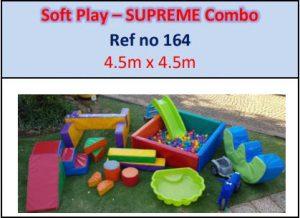 Soft Play - SUPREME Combo #164A