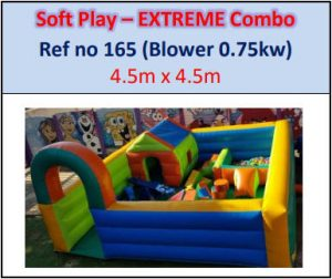 Soft Play - EXTREME Combo #165