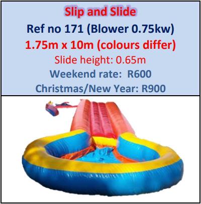 Slip and Slide #171