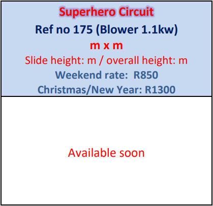 Superhero Circuit #175