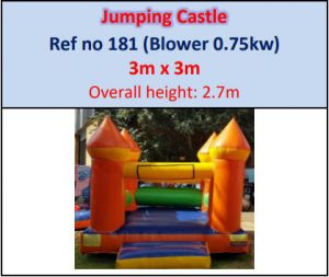Jumping Castle #181