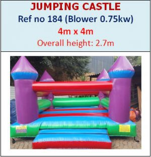 Jumping Castle #184