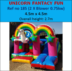 185 Unicorn Fantacy Fun