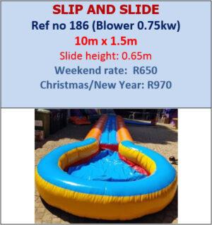 186.slip And Slide