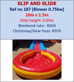 187.slip And Slide