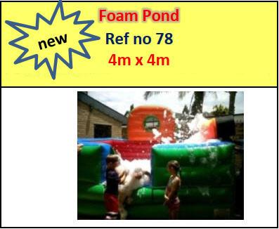 Foam Pond #78
