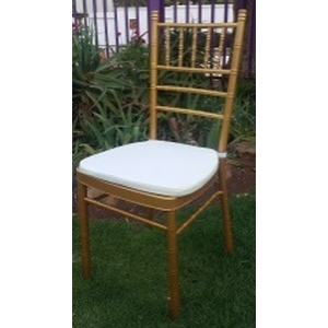Chair Adult Tiffany Gold