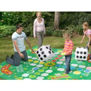 Garden Games Giant Ludo