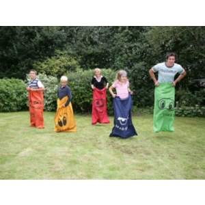 Garden Games Sack Race