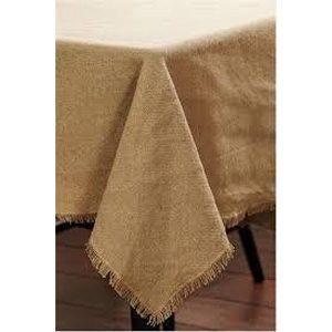 Hessian Table Cloths