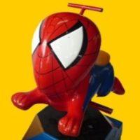Kiddie Ride Spider Man