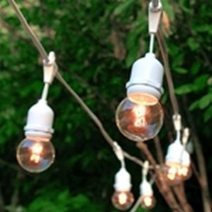 Light Bulbs String