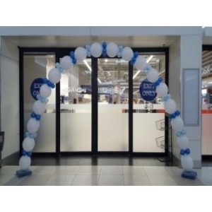 Make Your Own Balloon Arch