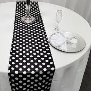 Table Overlays Runners